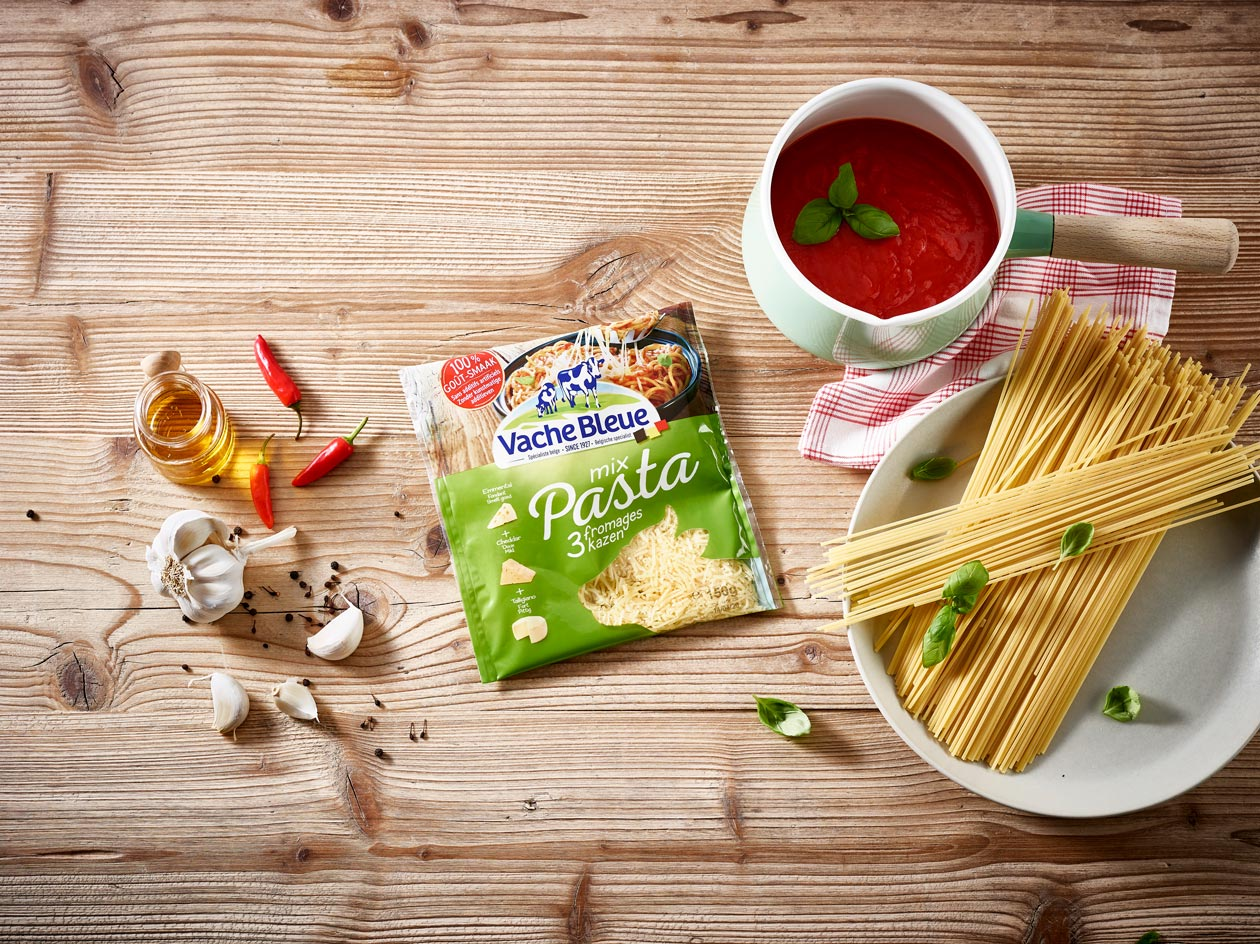 Packshot Mix Pasta